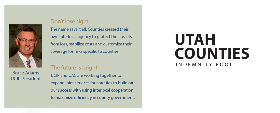 Sponsor: Utah Counties Indemnity Pool